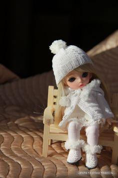 Мои малышки - пукифи. Луна. (PukiFee Luna Fayriland) / BJD - шарнирные куклы БЖД / Бэйбики. Куклы фото. Одежда для кукол