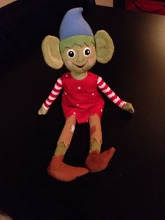 Elf on the Shelf - Chippey our IKEA Elf