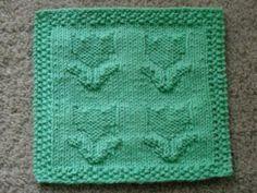 Knitting Pattern Dishcloth Idiots : Plus de 1000 idees a propos de CARRES AU TRICOT AVEC MOTIF ...
