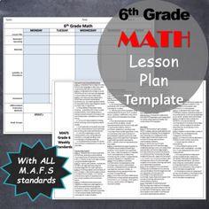 small group lesson plan template my teachers pay teachers