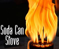 Easy Homesteading: How to Make an Aluminum Can Stove DIY