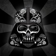 Star Wars celebra el Día de Muertos