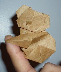 Koala Origami Momotani Model T2gstatic