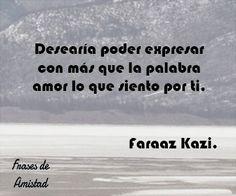 Frases de aniversario de Faraaz Kazi.