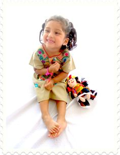 Butterflies Ethnic Handmade Embroidered Mexican by elizabethpalmer ef9343872d0