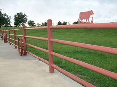 Ranch Fencing Ideas Ranch And Farm Pipe Fence Pictures
