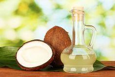 Dieta com óleo de coco