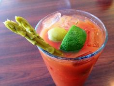 This is similar to Emerils, but a touch different.  It will be the last bloody mary recipe you will ever want - Ive tried several until I tweaked this one just right!  Nothing like fresh.