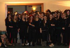 Makeup Contest Aegyptia Milano Makeup - Fashion Talents 31-03-14 con Nicotra Formazione