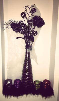 Hallway for Halloween