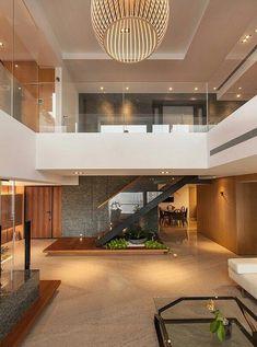 Apartment entrance design modern new ideas Dream Home Design, Modern House Design, Modern Interior Design, Interior Architecture, Interior Ideas, Architecture Geometric, Modern Interiors, Luxury Interior, Architecture Details
