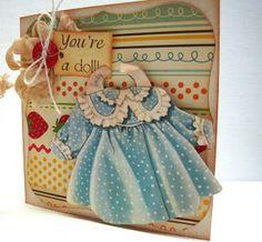 Lori Hairston: Paper Doll Dresses