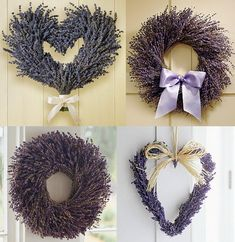 I WILL have a lavender garden someday, then I'll learn to make stuff like this :)