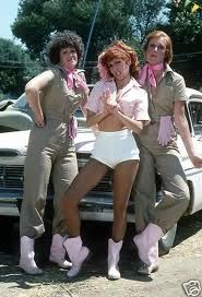 """Pinky Tuscadero  This was the first woman as a pre-teen I ever viewed in a sexual conotation! I am sure I was not the only guy to had done so! The original """"Daisy Dukes""""!!! mmm grrr !"""