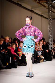 fam irvoll monster blouse: YES