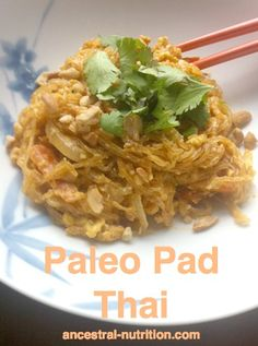 Making this with spaghetti squash in place of noodles