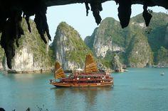 Baie d'halong - Vietnam