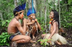 World Flutes Festival - Festival Flautas del Mundo Arte Plumaria, World Cup Games, First World Cup, Amazon Tribe, Xingu, Indigenous Tribes, African Tribes, Amazon Rainforest, Rainforest Tribes
