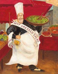 Art deco : Cuisiniers    ( S.E.G )
