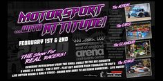 Looking to start getting your 2020 Motorsport event calender in order? Kick-off the year with the Motorsport with attitude event in Peterborough. Motorsport Events, Peterborough, Attitude