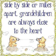 Grandchildren...