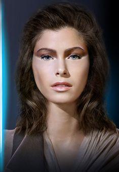 Covergirl Star Wars makeup look: Jedi