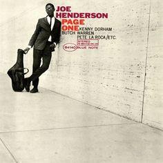 Joe Henderson, Blue Note Records