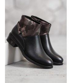 Topánky VInceza Ankle, Boots, Fashion, Crotch Boots, Moda, La Mode, Heeled Boots, Shoe Boot, Fasion