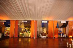 Indian Sangeet - Bazaar shops served as a backdrop www.laxstates.com