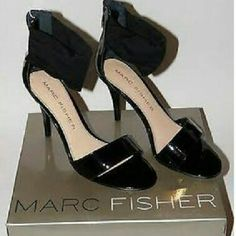 Marc Fisher sexy slingback Date night! Marc Fisher Shoes Heels