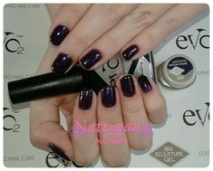 We do Bio Sculpture gel and Evo gel overylays. Bio Sculpture Gel Nails, Purple Nails, Manicure And Pedicure, Toe Nails, Nail Polish, Nail Art, Fingers, Instagram Posts, Quotes