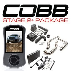 Cobb Stage 3 + FF Power Package - 2015-2018 STI   2016