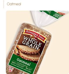 Pepperidge Farm® - Whole Grain Oatmeal Bread
