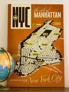 The Isle of Manhattan