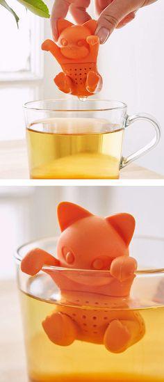 Kit-Tea infuser