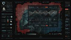 Oblivion UI by GMUNK