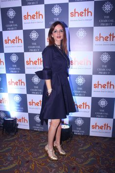 Ashwin Sheth Group has now partnered with India's luxe designer and founder of The Charcoal Project, Sussanne Khan to create luxe spaces with her signature style that is a seamless blend of industrial masculine with feminine edgy chic.
