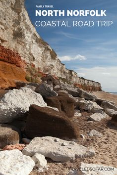 Make a summer road trip this year in the UK along the beautiful and wild North Norfolk Coast - starting in King's Lynn and working your way around to Cromer discover some favourite locations to stop and explore for adults and kids alike