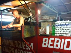 Meat on the Street: The Only Street Food in Buenos Aires