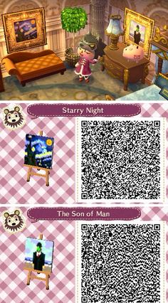 1497 Best Acnlachhd Qr Codes Images In 2019 Animal Crossing Qr