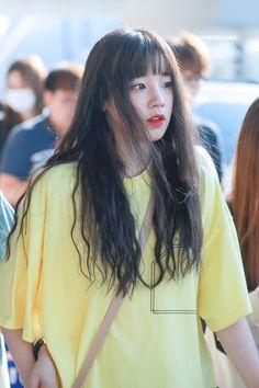 Kpop Girl Groups, Korean Girl Groups, Kpop Girls, Incheon, Namjin, Extended Play, Cute Girls, Cool Girl, Yellow Hair