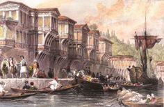 Eski İstanbul Gravürleri