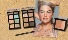 Bobbi Brown представляет летнюю коллекцию макияжа для создания идеального пляжного образа, сияющего, но в тоже время естественного.