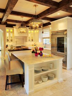 http://celebrateusa.hubpages.com/hub/Kitchen-With-Wood-Beam-Ceilings