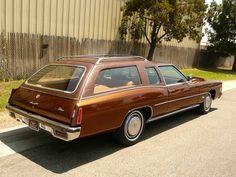Cadillac Eldorado - I had no idea this car ever came in a station wagon