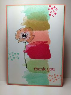 Linda Higgins: Happy Watercolor with the 2013-2015 Incolor Range - 3/15/14