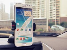 ExoMount Touch Universal #CarMount http://thegadgetflow.com/portfolio/exomount-touch-universal-car-mount/?utm_content=buffer01e42&utm_medium=pinterest&utm_source=pinterest.com&utm_campaign=buffer Mount your smartphone with 1-hand quickly!