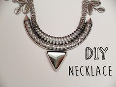 Cats and Stuff: DIY Necklace