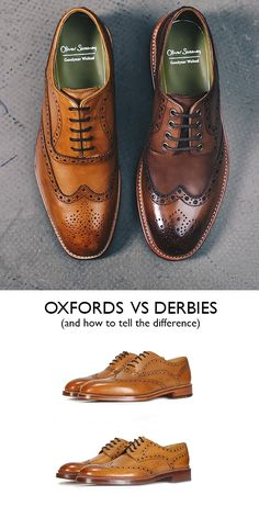 30ee67bec Oxford VS Derby shoes   how to style them Black Oxfords Outfit
