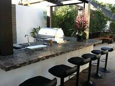 Image result for outdoor kitchen pictures